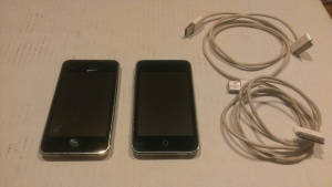 iPod Touch 2nd Gen 16GB (x2)